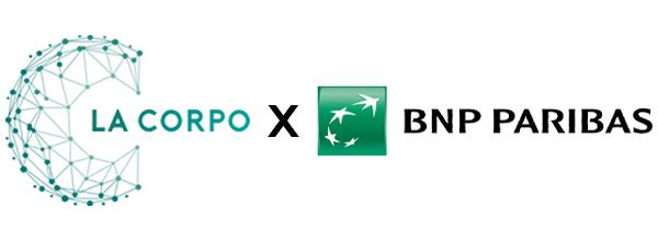 Partenariat La Corpo et BNP Paribas